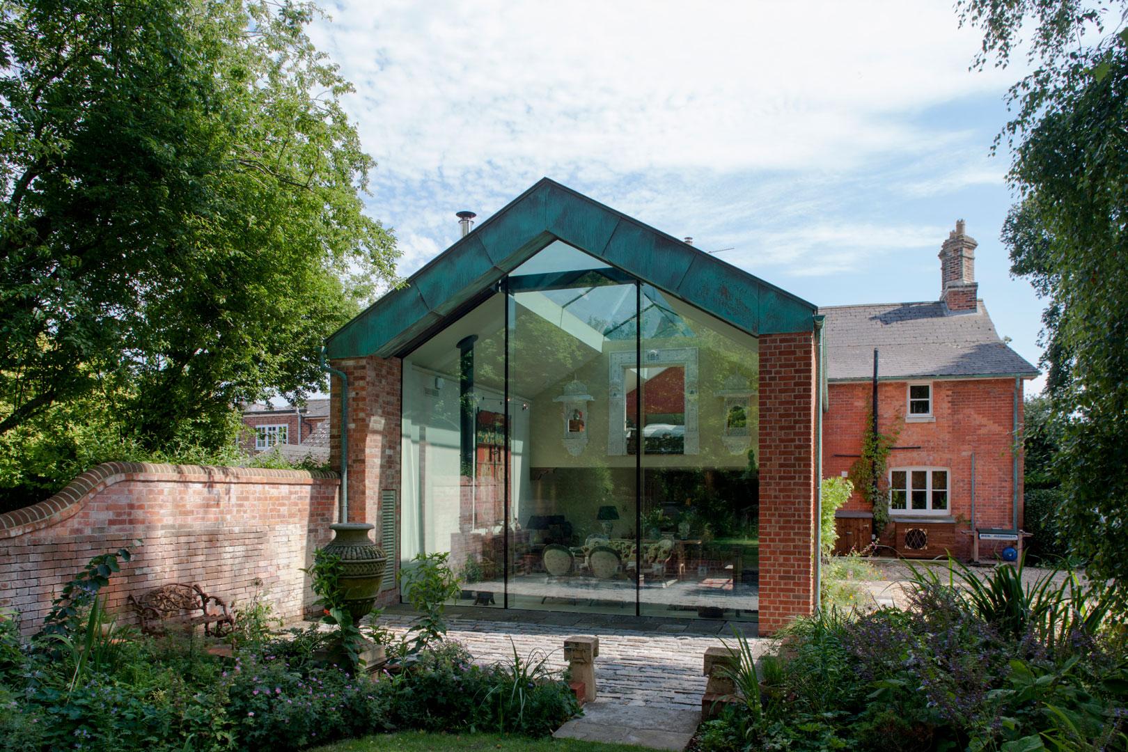 Extension project in Salisbury Wilshire