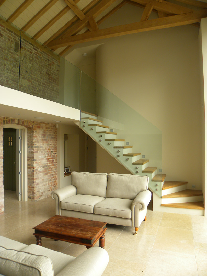 Classic Architecture - Stairs