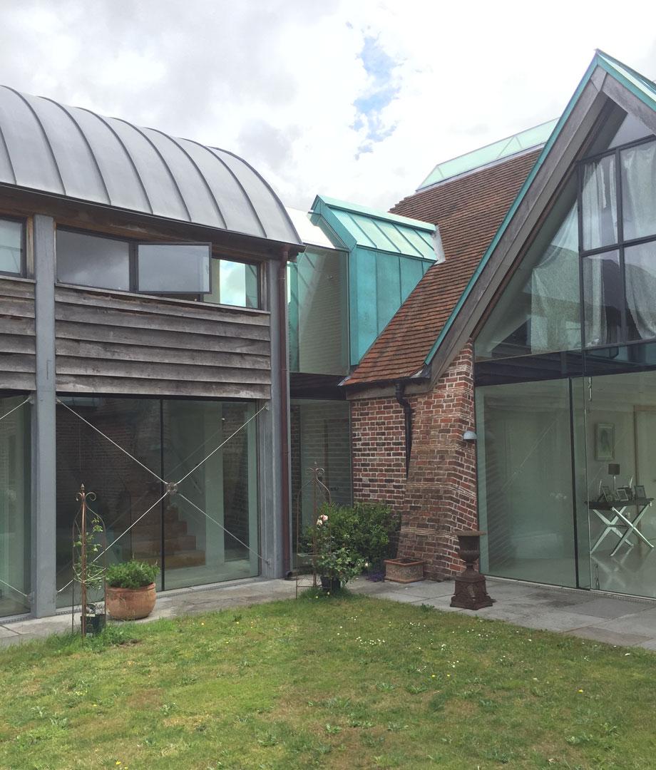 hampshire new build hampshire architects
