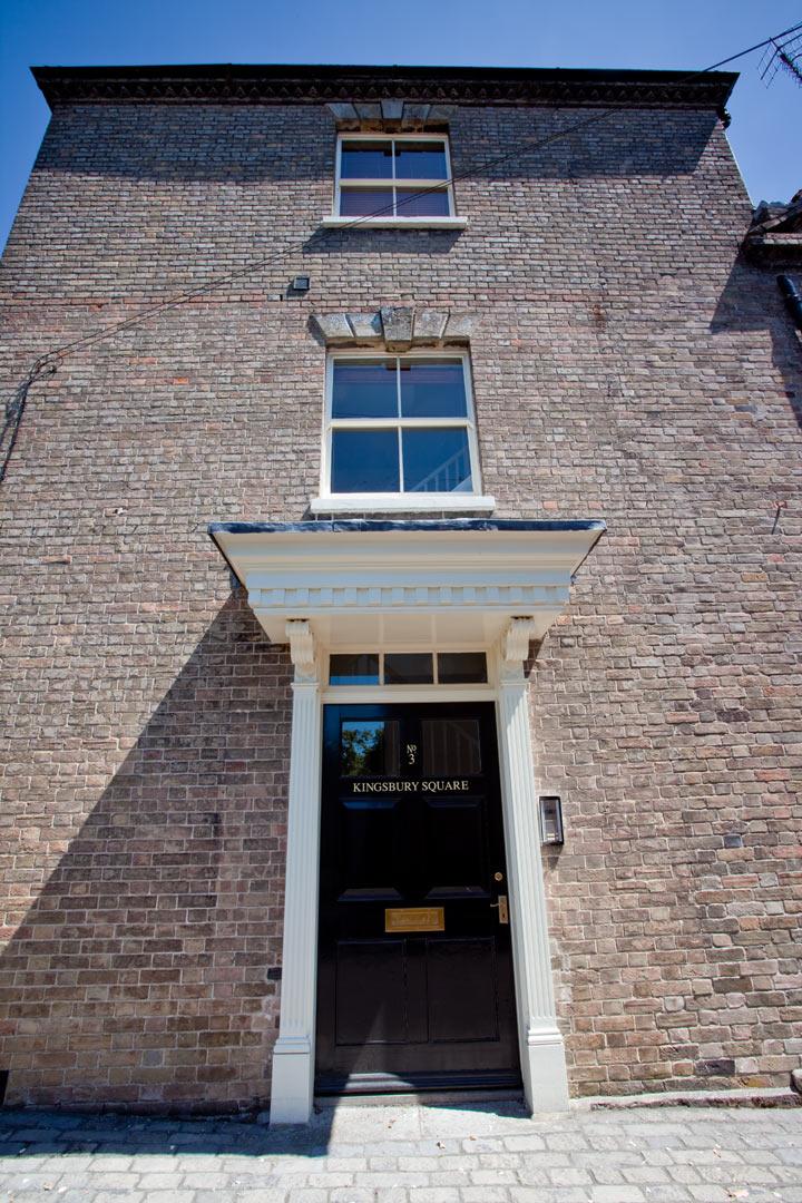 Classic Architecture - Restoration