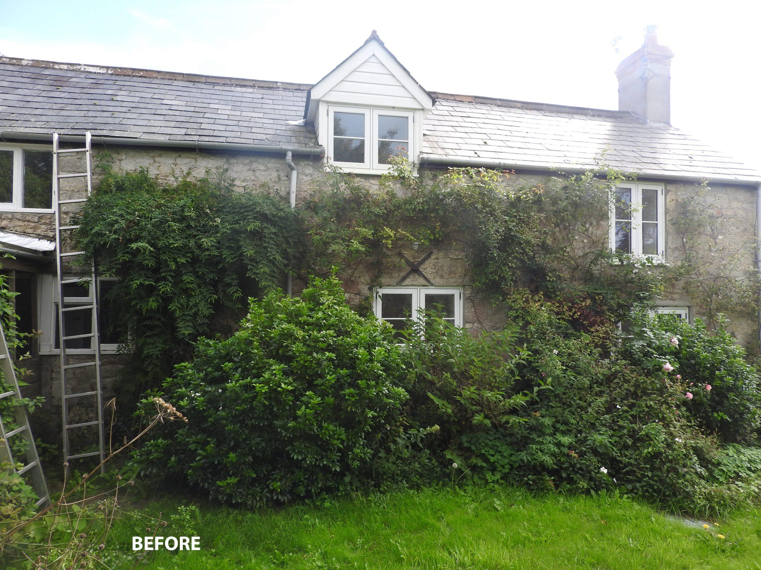 Cottage Renovation Salisbury Architects