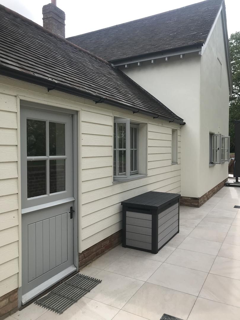 garage extension salisbury