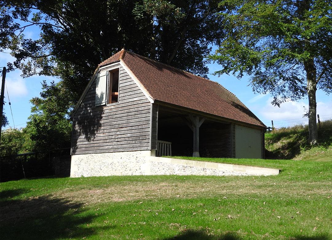 Award Winning Barn Conversion Salisbury