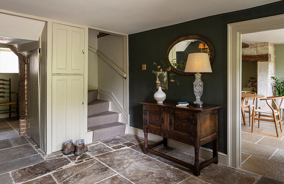 Salisbury cottage renovation